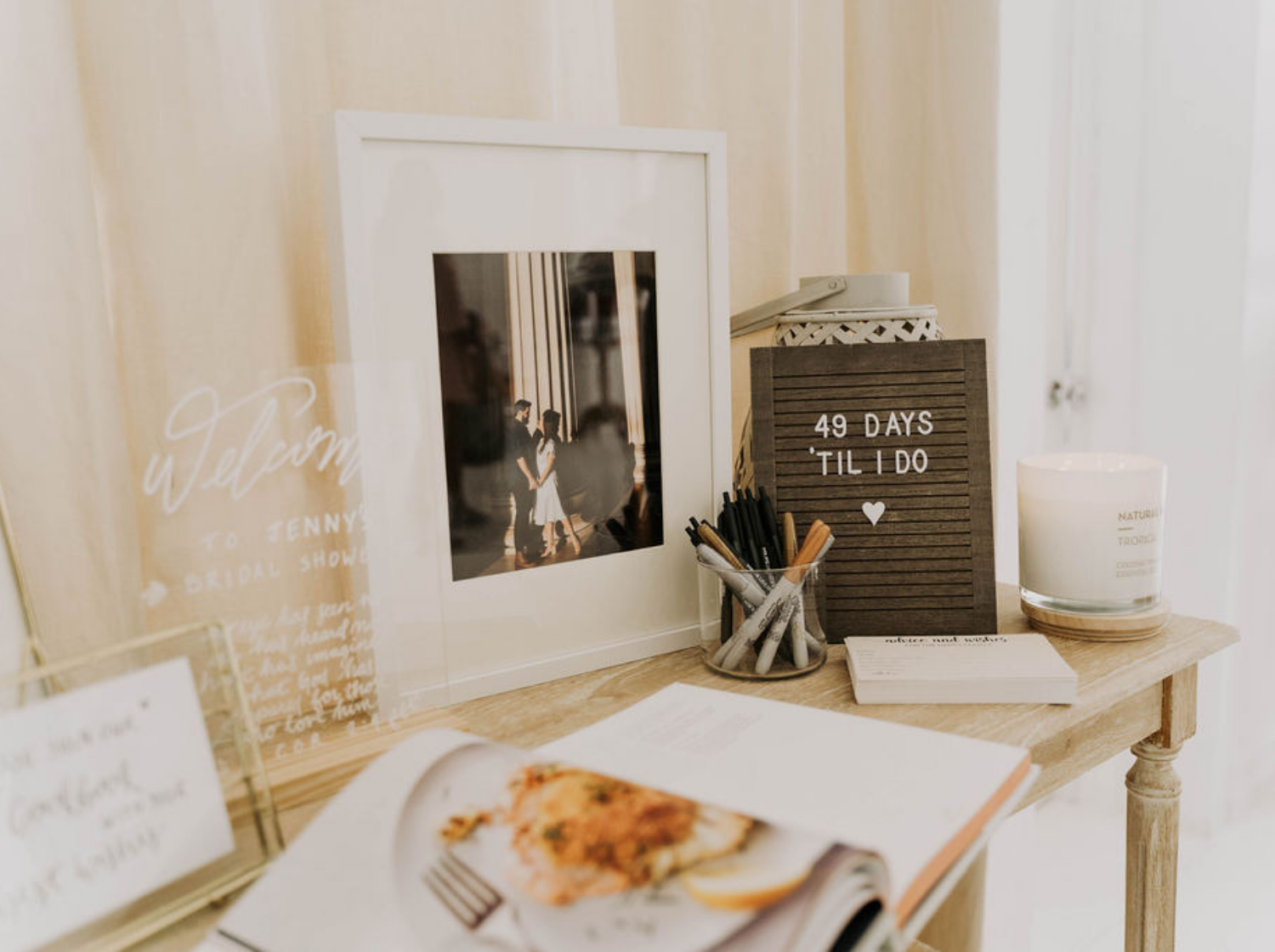 Magic City Studios Bridal Shower – The House of Gather