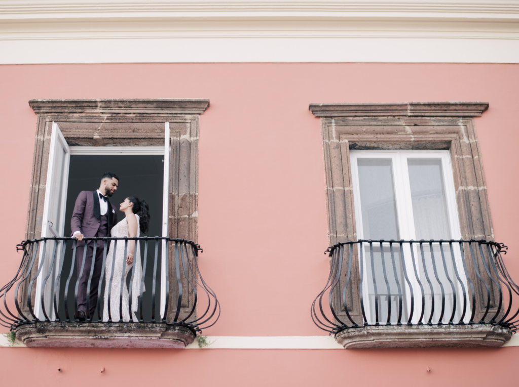 Wedding Portraits at Villa Magia Positano